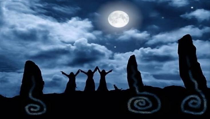 La véritable histoire sur l'origine des sorcières !